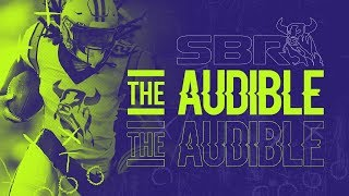 NFL Week 3 Picks & Injury Report | NFL Opening Lines, Early Odds & Predictions | The Audible