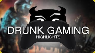 Drunk Gaming Highlights | Dead Space 2