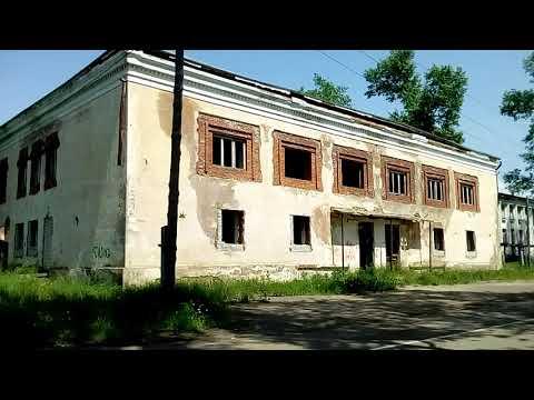 Николаевск на Амуре. Настоящее и прошлое, уходящее в лета.