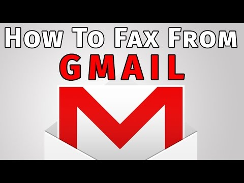 How to Send and Receive a Fax with Gmail ! how to gmail fax for recieve/send