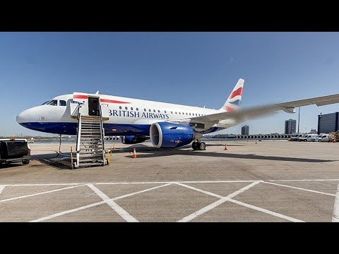 The Longest Airbus A318 Flight in the World