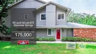 640 Laurel Oak Lane # 216   Valeria Monteiro  Real Estate Showcase TV Lifestyles