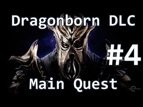 Skyrim Dragonborn DLC - Main Quest - Temple of Miraak