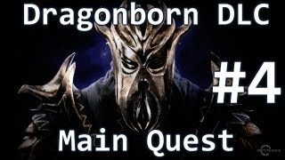 Skyrim Dragonborn DLC - Main Quest - Temple of Miraak