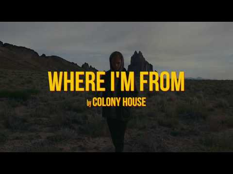 Colony House - Where I'm From (Official Music Video) mp3