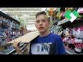 Shopping For a Big School Project | Clintus.tv
