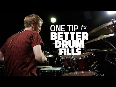 One Tip That Will Change The Way You Play Drum Fills - Drum Lesson (DRUMEO)