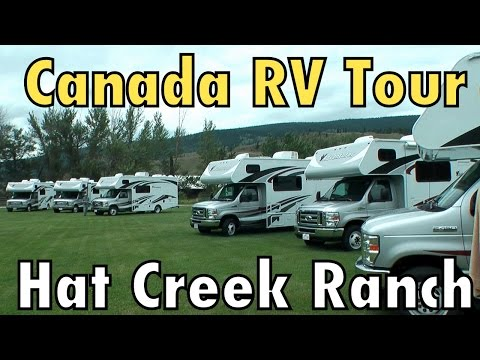 Canadian Rockies RV Tour: Driving To Hat Creek Ranch Via Whistler