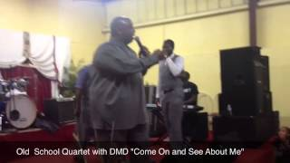 "Bishop Darrell McFadden and the Disciples ""Come On and See About Me"""