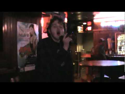AI10's Jimmy Kennedy, Singing (Bullet With Butterfly Wings)