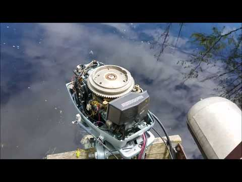No Start on 35hp Evinrude - neutral safety switch issues ... on