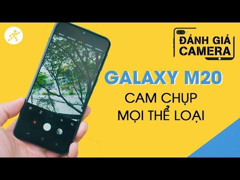 Đánh giá camera Galaxy M20: Chụp ảnh góc rộng có ngon?