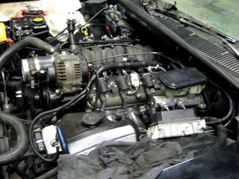 caprice engine diagram caprice 305 tbi engine diagram 1996 impala ss lsx swap first start youtube #6