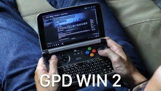 Trên tay laptop GPD Win 2: chạy Windows 10, 460 gram, chơi được PUBG, GTA V, 17 triệu