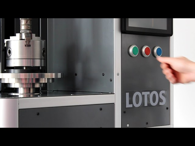 3D measurement and inspection with LOTOS
