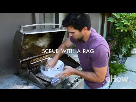 How to Get Your Grill Sparkling
