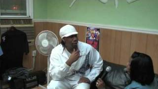 KRS-One and Shante Roxanne Interview