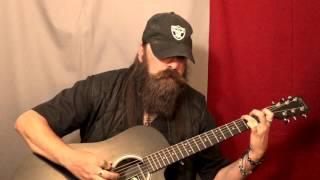 Acoustic Black Sabbath (N.I.B.) & the Merits of Mustache Wax