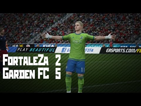 FortaleZa 2:5 Garden FC