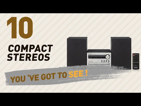 Hi-Fi & Home Audio - Compact Stereos, Best Sellers 2017 // Amazon UK Electronics