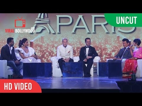 UNCUT - Panel Discussion on Wellness | Zinedine Zidane, Bipasha, Zaheer, Bhaichung | Fashion Show