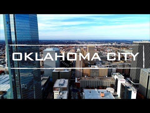 Oklahoma City | 4K Drone Footage