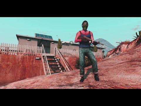 GTA V PC MODS - APOCALIPSIS ZOMBIE - EN BUSCA DE LA MANSIÓN - CAP 5