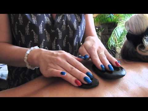 Back scratching, stroking and massaging*ASMR