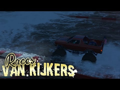 MEGA GOEDE GRAND PRIX! - Races van Kijkers #69 (GTA V Online Funny Races)
