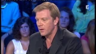 Hervé Ghesquière, ex otage On n'est pas couché 15 septembre 2012 #ONPC