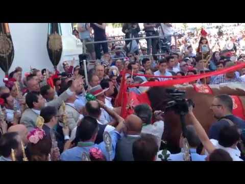 Presentación Hermandad del Rocío de Villamanrique #ElRocio18