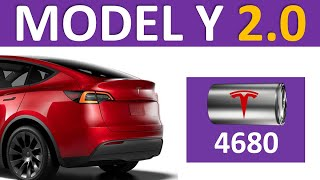 Tesla Model Y 2.0 - Changes to Expect in Late 2021!