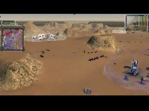 Supreme Commander - FAF Cast 328 - Joes and Pros - Custom 5v5 on Pyramid
