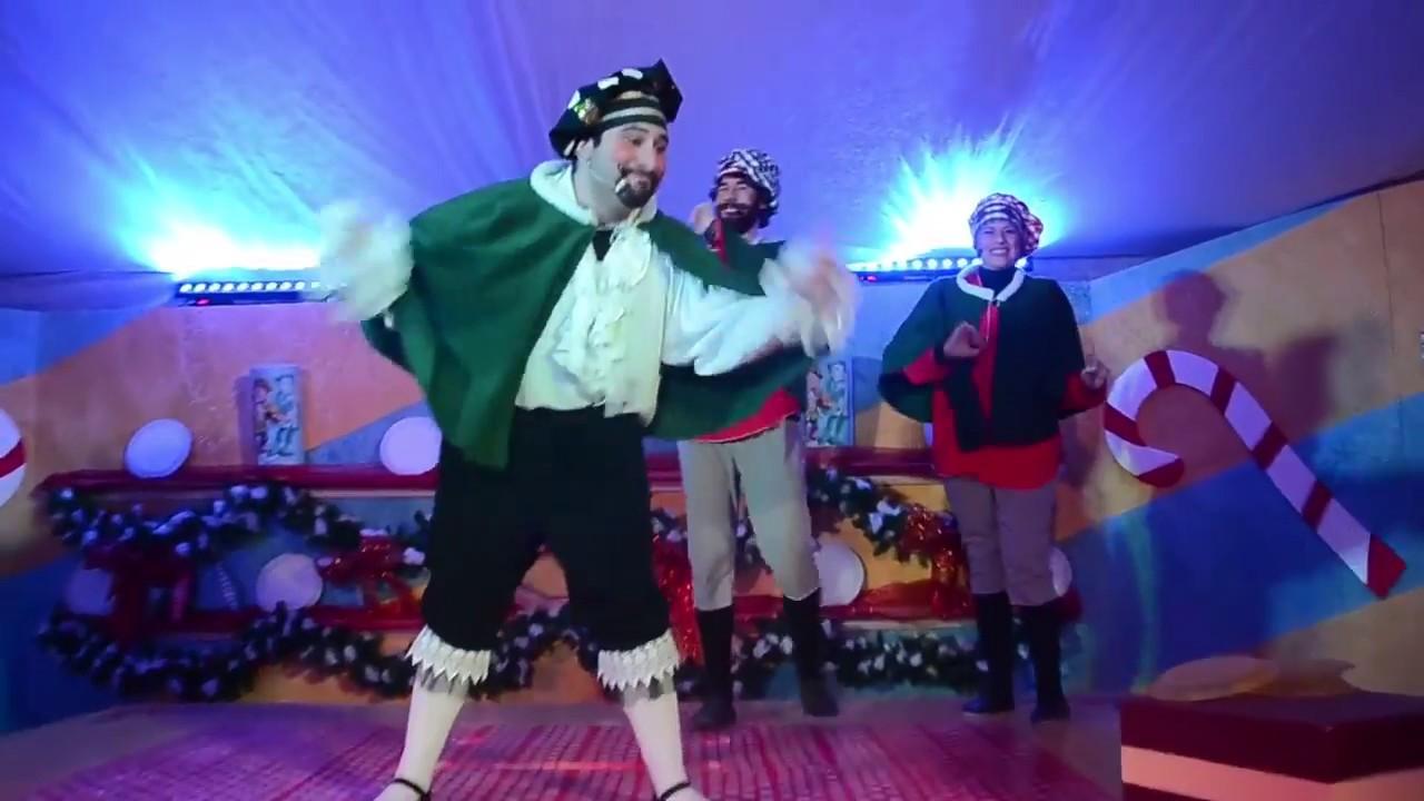 Enzo Montesano Nella Casa Di Babbo Natale A Govone Youtube