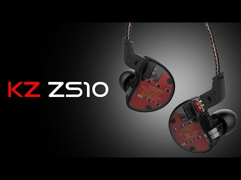 Audiophile On A Budget - KZ ZS10 (IEM)