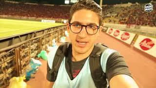 ISMAIL SEFRIOUI - Vlog Wydad Vs Hassania Agadir||إسماعيل الصفريوي - الوداد الرياضي VS حسنية أكادير