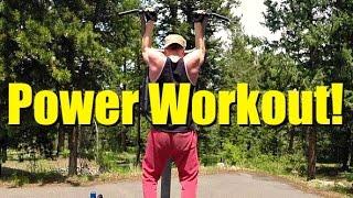 "Pull Ups, Planks, Pilates, Push Ups & Power Yoga: The ""5 P"