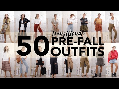 Fashion Finds - 50 CASUAL PRE-FALL OUTFIT IDEAS