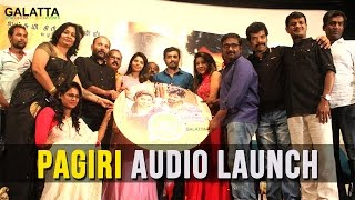 Pagiri Audio Launch..! Tamil Movie 2016