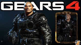 "Gears of War 4 - ""Black Steel E Day Minh"" Character Multiplayer Gameplay! (Black Steel Minh DLC)"