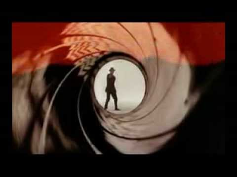 Копия видео 1963   James Bond   From Russia with love  title sequence