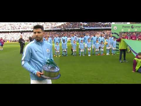 Sergio Aguero Gets Award for Scoring Most Goals in Manchester City History