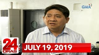 24 Oras: July 19, 2019 [HD]