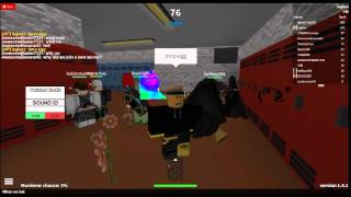 ROBLOX 2015 EGG HUNT Twisted murder egg advice