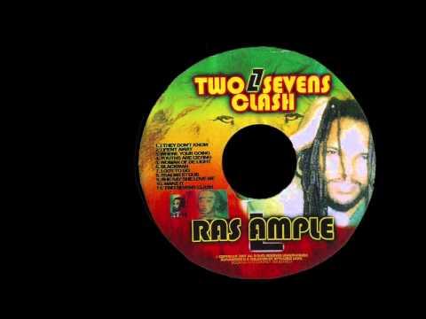 RAS AMPLE 2007 ALBUM TWO SEVENS CLASH