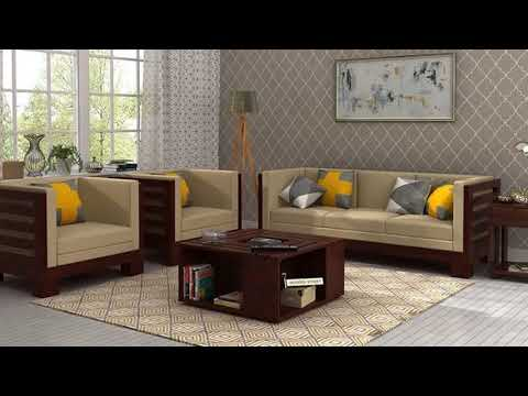 Best Wooden Sofa Designs and Ideas 2020 | Sofa Furniture Ideas | Home Interior Designs