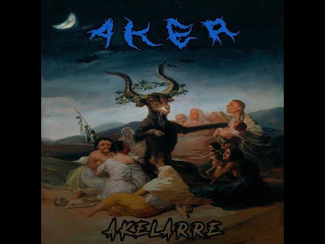 """AKER - 💥 💣 ADELANTO DE """"AKELARRE"""" - ESTRENO PRÓXIMO DÍA 5-XI-21"""