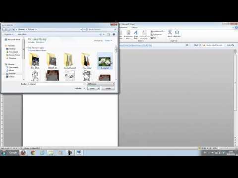 4 การใช้ Google Cloud Connect และ Offisync เปิดไฟล์ด้วยไมโครซอฟต์ออฟฟิศ