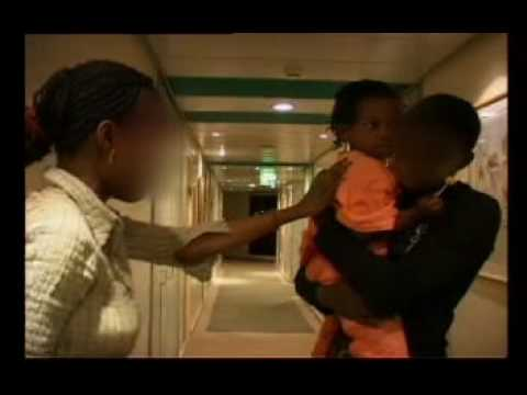 Israel Saves African Girl Fleeing Sudan and Egypt