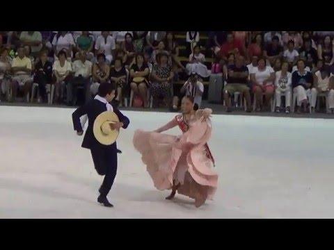 Asia 2016. Memo Suero y Gisella Gonzales, Campeones Mundiales de Marinera